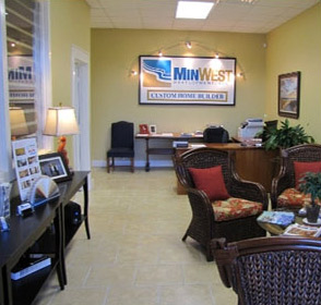 minwest office, texas, crystal beach, home development,